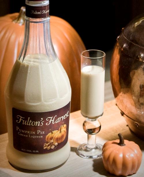 Fulton's Harvest Pumpkin Pie Cream Liqueur Cream liqueur