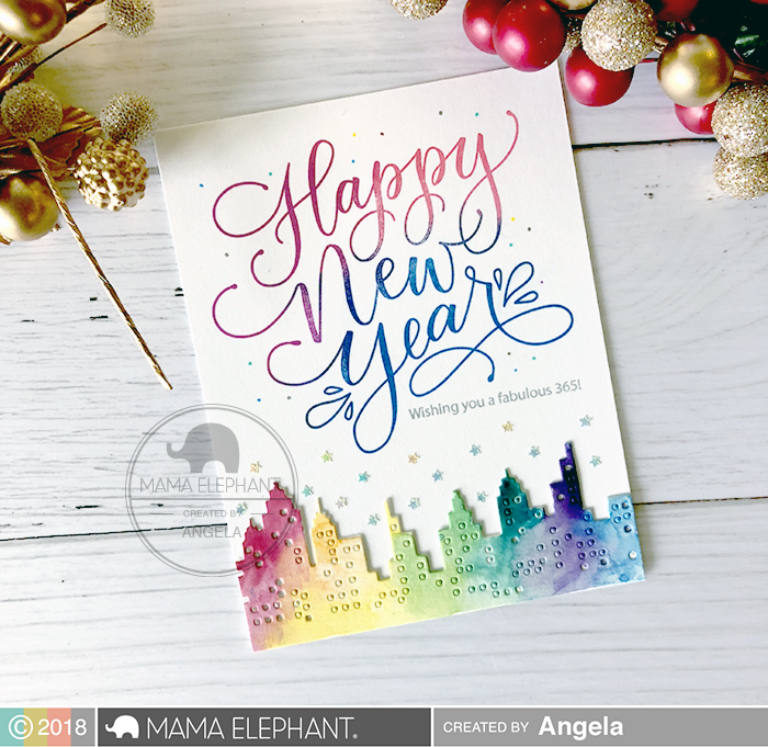 Mama Elephant Design Blog Introducing Happy New Year Wishes Holiday Messages In 2020 New Year Wishes Happy New Year Wishes Happy New Year Cards