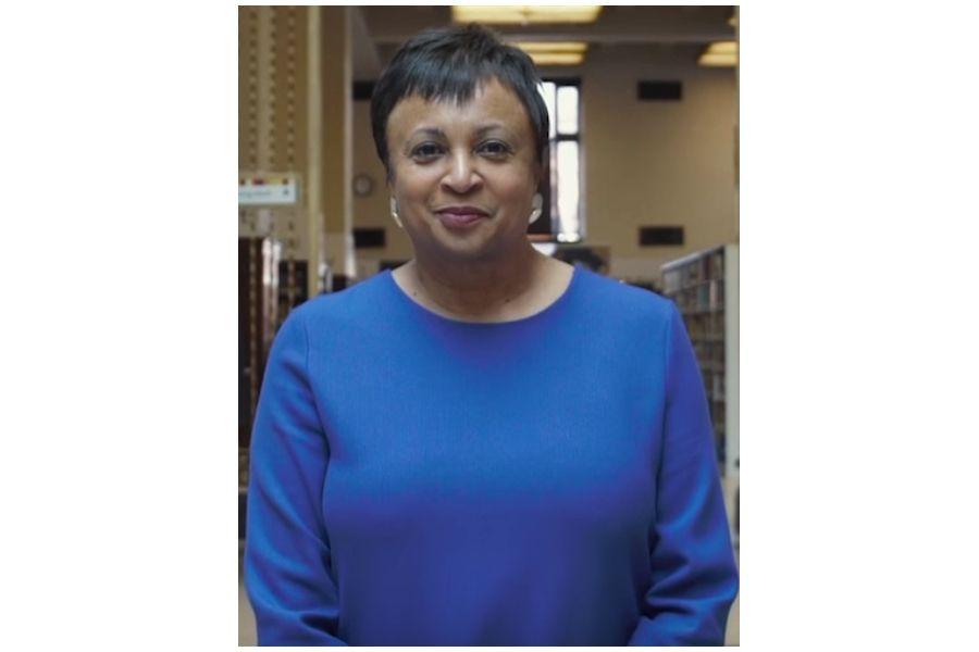 TIEMPO DE MUJERES: Primera mujer afroamericana a cargo de la Bibliote...