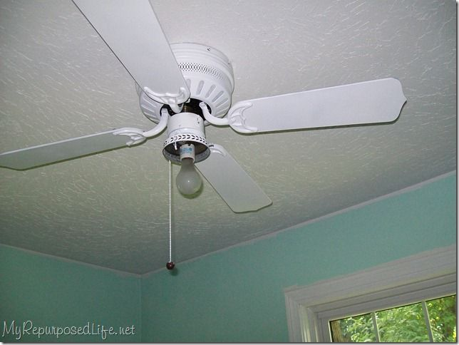 For Erin How To Paint Your Ceiling Fan Ceiling Fan Painting Ceiling Fans Ceiling