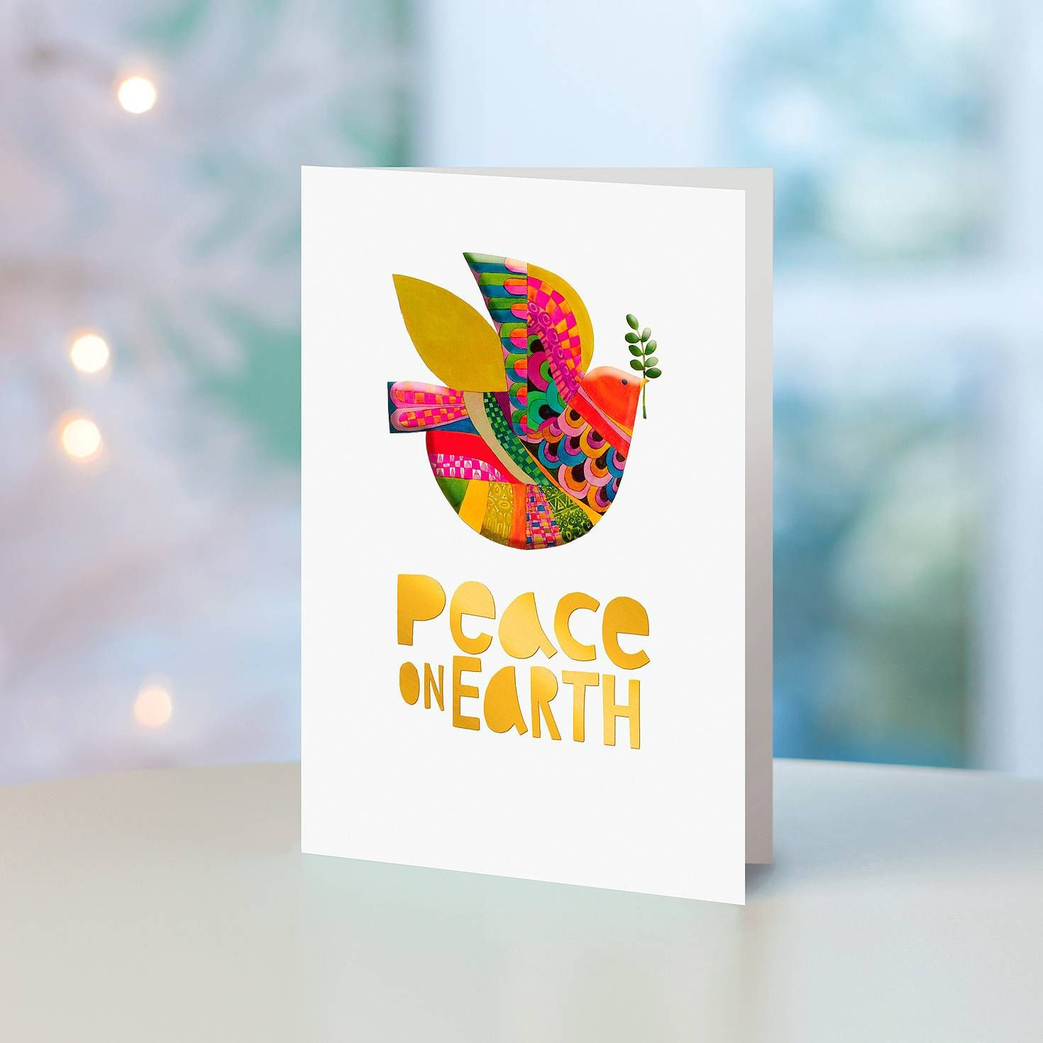 Unicef Christmas Cards.Unicef Market Unicef Holiday Cards Boxed Set Peace On