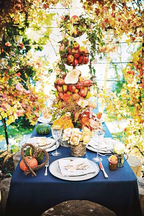 Awesome Fall table!!!