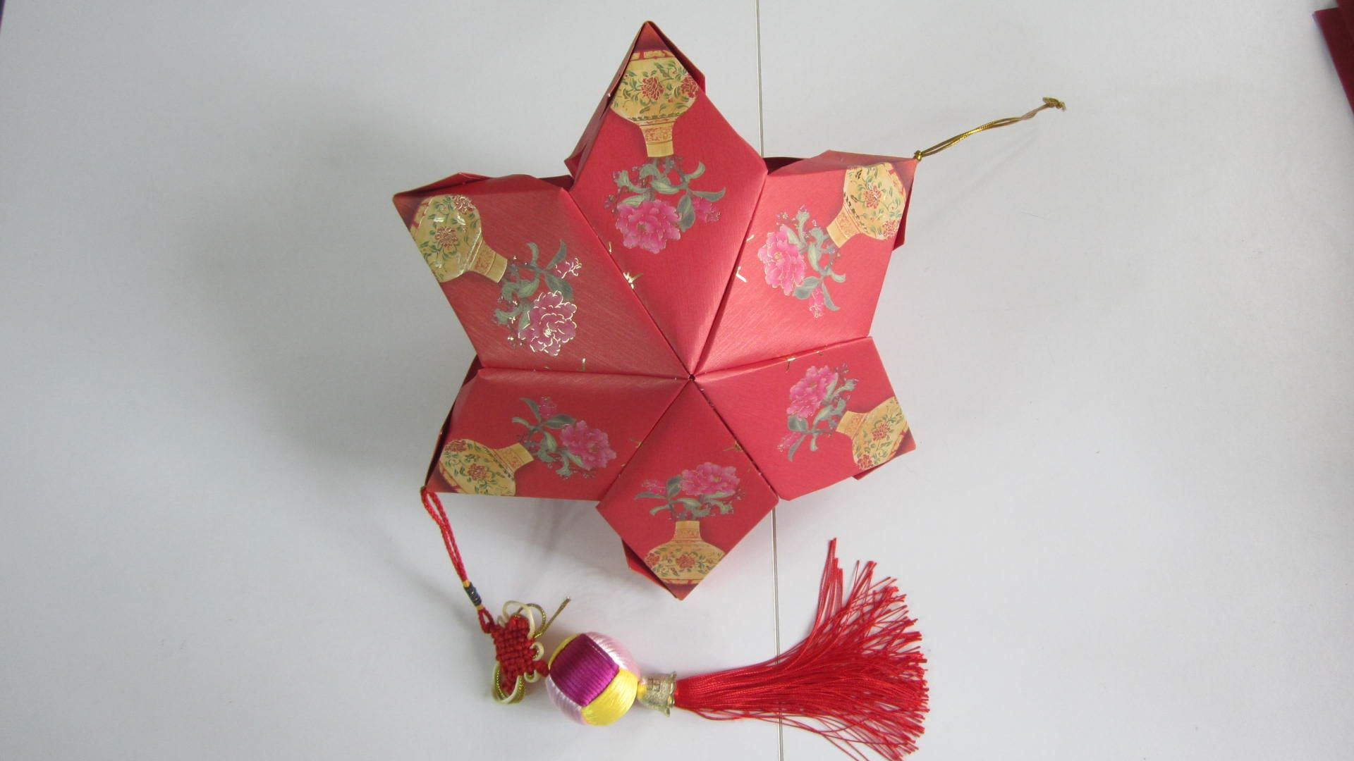 Cny Tutorial No 21 12 Unit Red Packet Hongbao Star Lantern Chinese New Year Crafts Chinese Arts And Crafts Red Packet