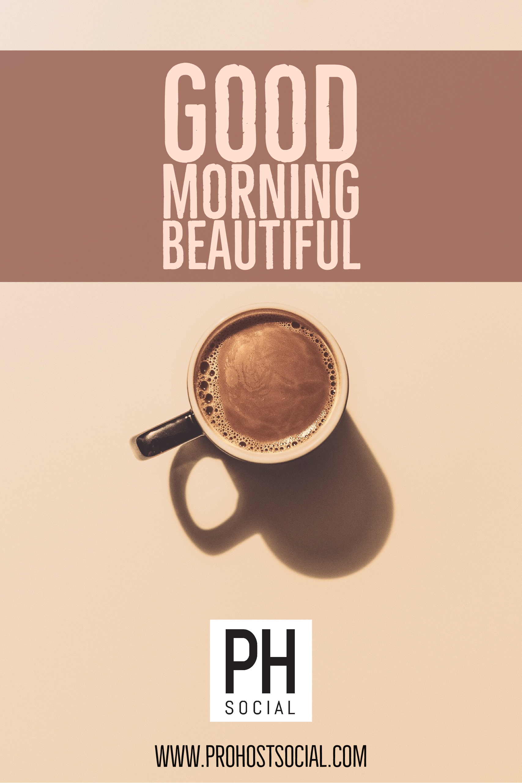 Wake up early. Drink coffee. Work hard. Be ambitious. Keep