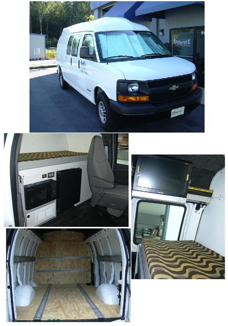 Sprinter Van Sleeper Conversions Sprinter Van Expediter Custom