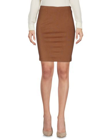 KAOS Women's Knee length skirt Khaki 8 US