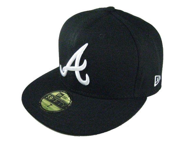 Neweracapgroup Com Atlanta Braves 59fifty Hats Hats