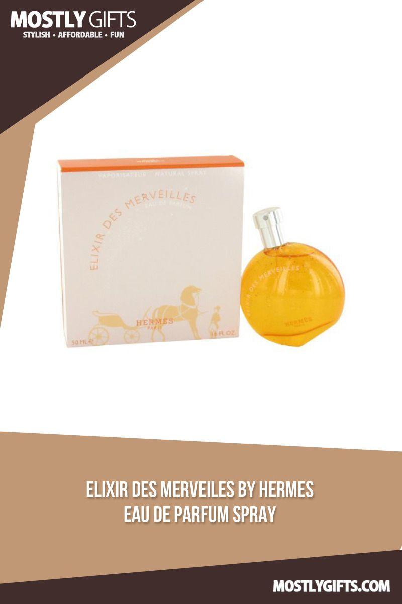 Elixir Des Merveiles By Hermes Eau De Parfum Spray 17 Oz Gift