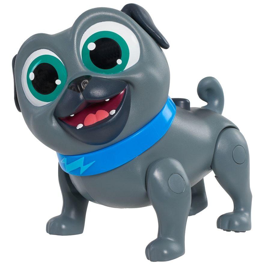 Disney S Puppy Dog Pals Surprise Action Bingo Figure Tarjetas Personajes