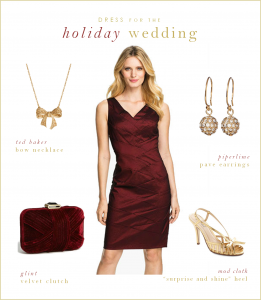 511698fe How to Accessorize a Maroon Color Dress | Dresses to Wear | Wine ...