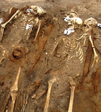 The First Vikings Archaeology Magazine Vikings Viking History Archaeology