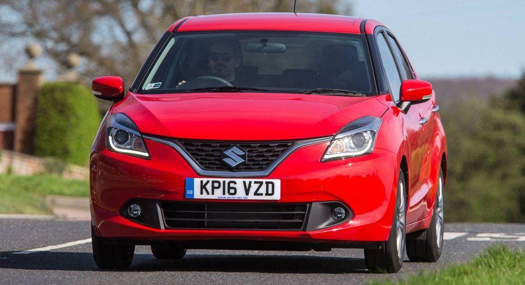 RSS to WP (T2) Suzuki, Britain, City car