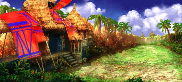 Island home -Chrono Cross PS2  