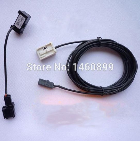 Bluetooth Car Kit 3bd 035 711 Bluetooth Microphone Wire Harness