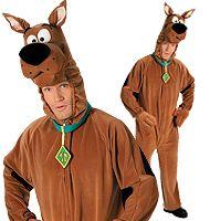 Scooby Doo Adult Costume Fancy Dress Scooby Doo Scooby Doo