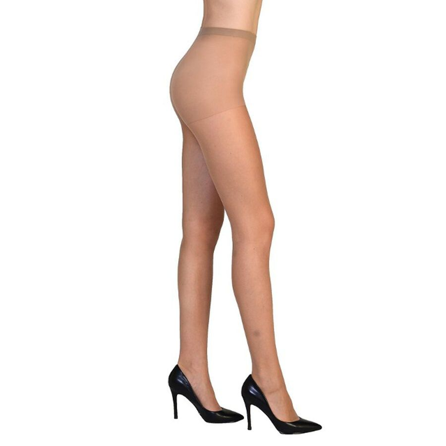 d808938bc264e Vivien Women Pantyhose Support High Stockings Tights Sheer waist Nylon  Hosiery #Support#High#Pantyhose