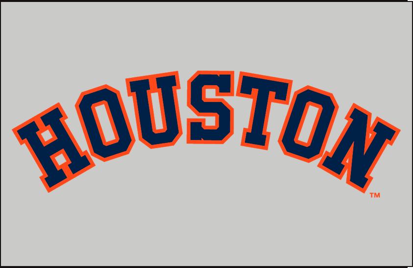 Houston Astros Jersey Logo Logo Sticker Graphic Tshirt Design Logos
