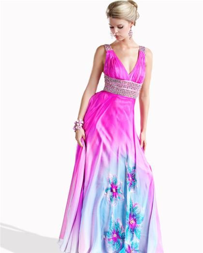 Hawaiian Prom Dresses