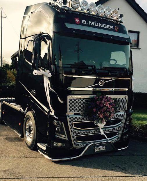 stunning volvo truck volvo volvotrucks truckinglife. Black Bedroom Furniture Sets. Home Design Ideas