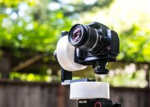 This simple device allows you to shoot amazing time-lapse sequences on your dSLR or ILC with the help of your smartphone. Read this blog post by Shawn Low on Crave. via @CNET