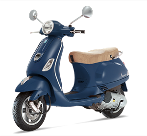 Vespa LX 50 2T Scooter. Yes please.