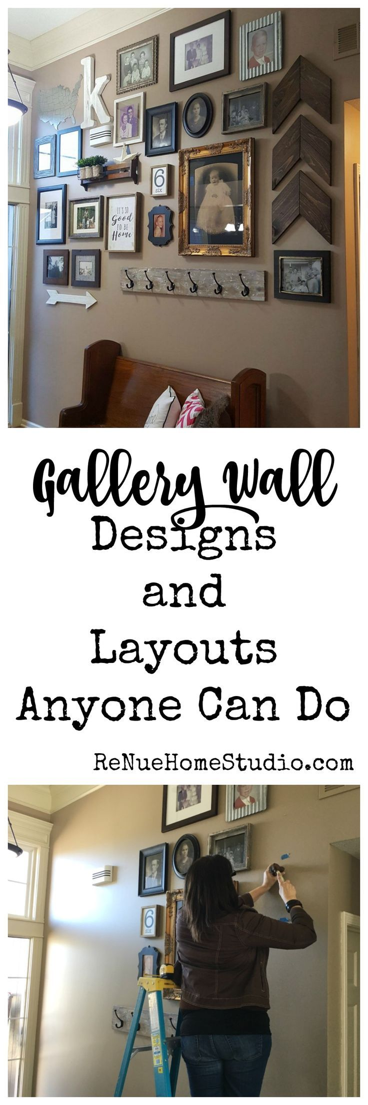 how to design a photo gallery wall photo gallery walls gallery