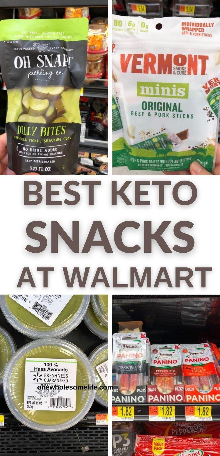 Best Keto Snacks at Walmart in 2020 Keto snacks, Keto