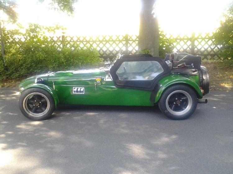 lotus super seven m oldtimer dream cars lotus und car. Black Bedroom Furniture Sets. Home Design Ideas
