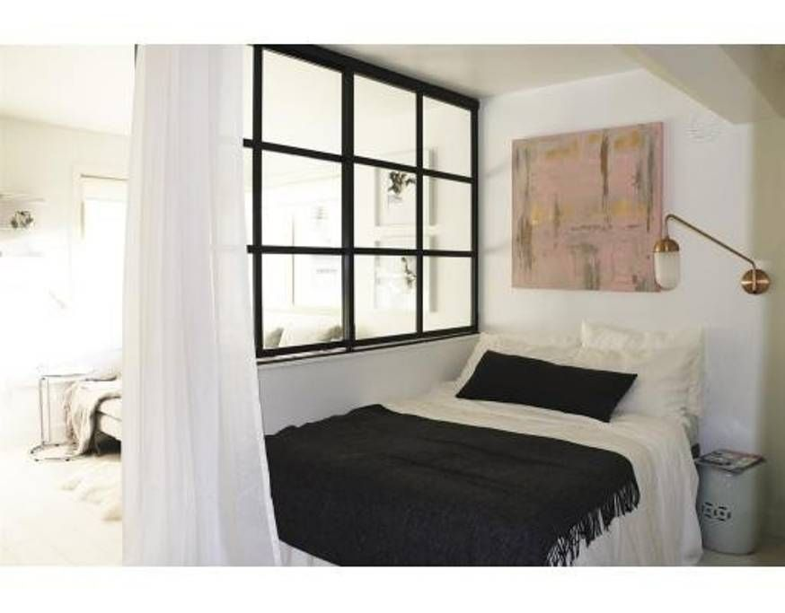 A Small Studio Flat Is Transformed Into A Jr 1 Bedroom Vancouver Bc Condos For Sale Small Space Design Finding A House