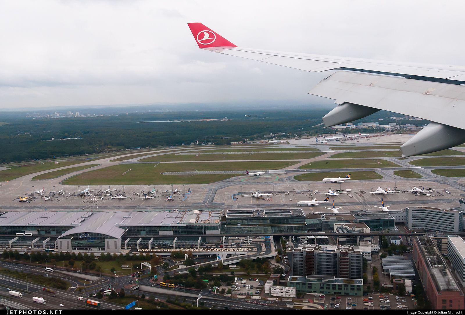Rhein Main Airport