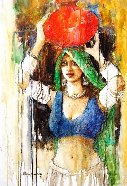 Art Scene Gallery Art Gallery India Art Indian Art Paintings