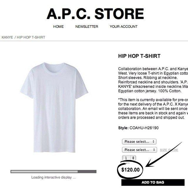 93cb146c82db11e3960112f844e5466b 8 Look Book Plain White T Shirt Kanye West Funny Fashion