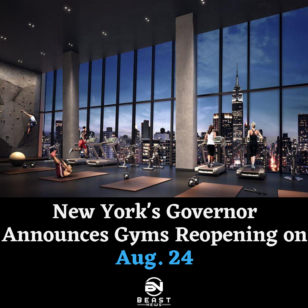 Gyms To Reopen In New York In 2020 Gym New York News
