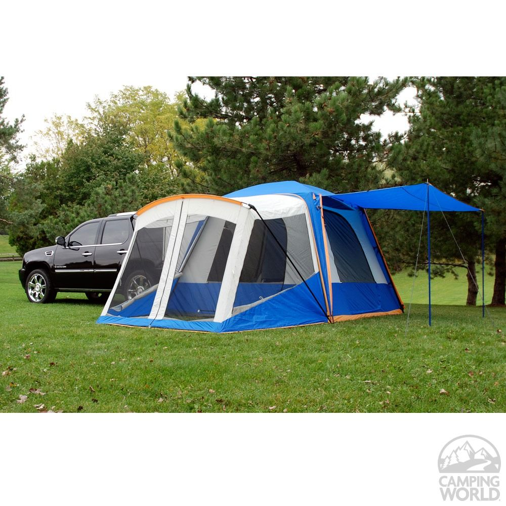 Sportz SUV Tent with Screen Room  sc 1 st  Pinterest & Sportz SUV Tent with Screen Room | Camping | Pinterest | Suv tent ...