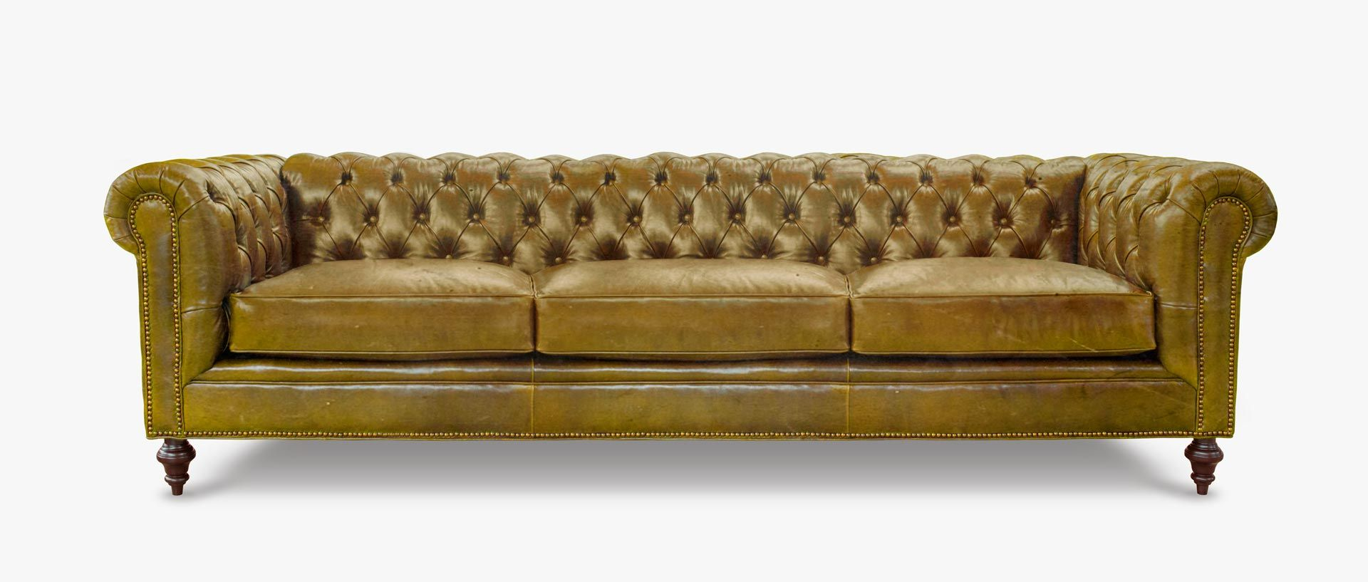 The Fitzgerald Custom Classic Chesterfield Sofas More Chesterfield Style Sofa Vintage Sofa Sofa