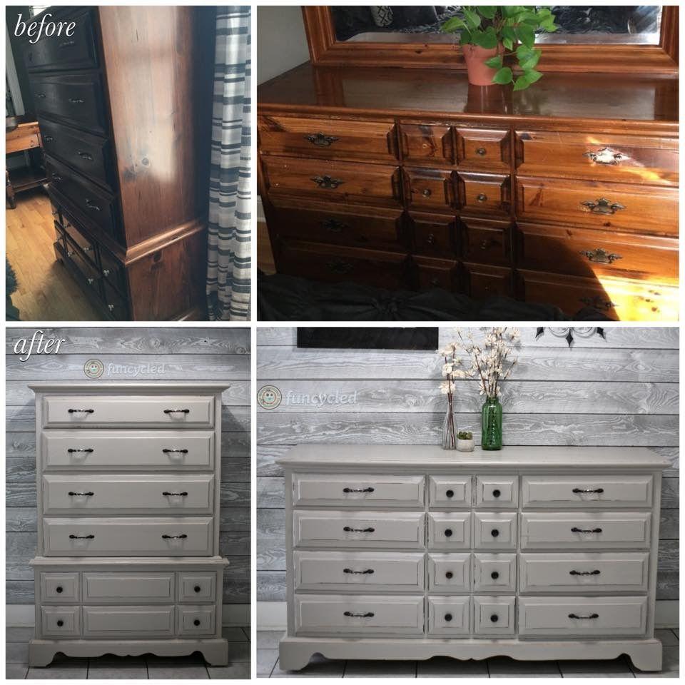 Light Gray Dresser Set Grey Bedroom Furniture Light Gray Bedroom Grey Dresser [ 960 x 960 Pixel ]