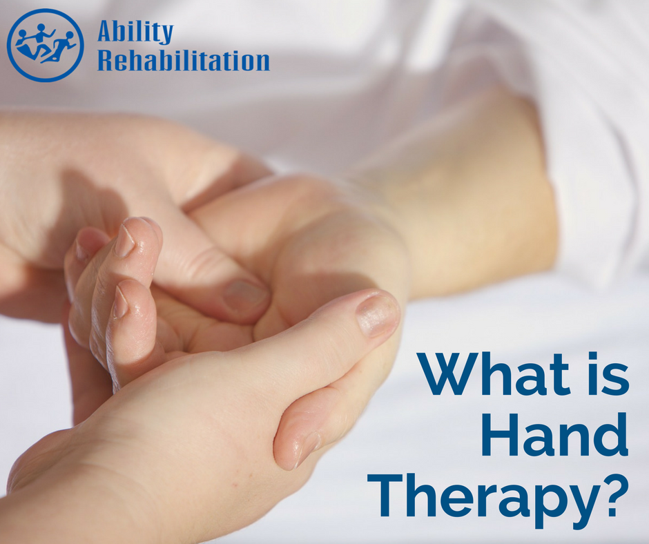 What is Hand Therapy | Acupuncture