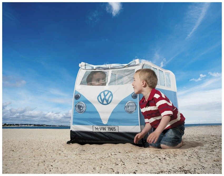 VW Kombi C&er Kids Play Tent : vw tents - memphite.com