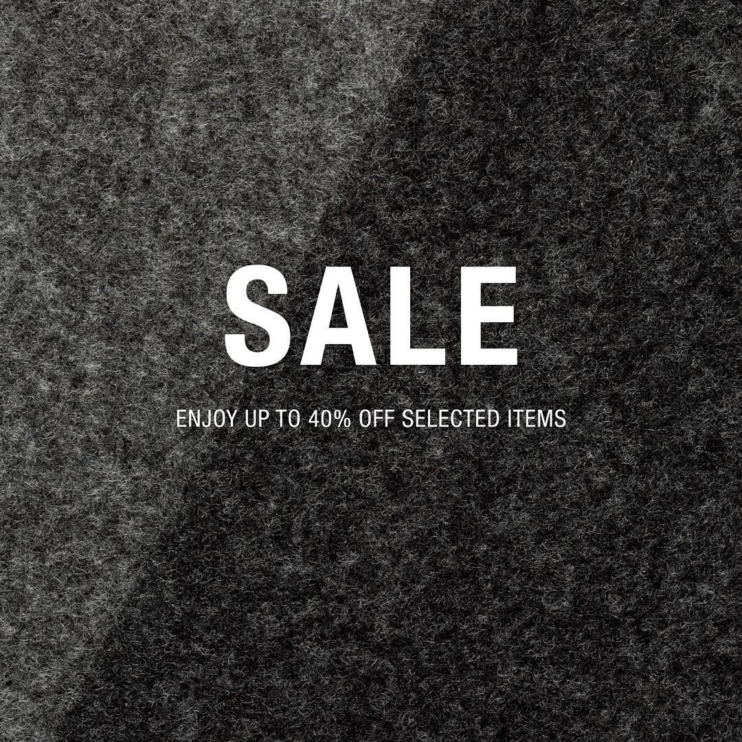 Further reductions on selected AW16 items. #norseprojects