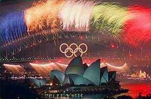 olympics sydney dieulois