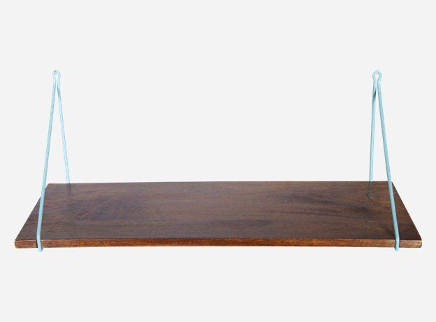 Etagere bois et fer ciel House doctor meubles vintage et design - meuble en fer design