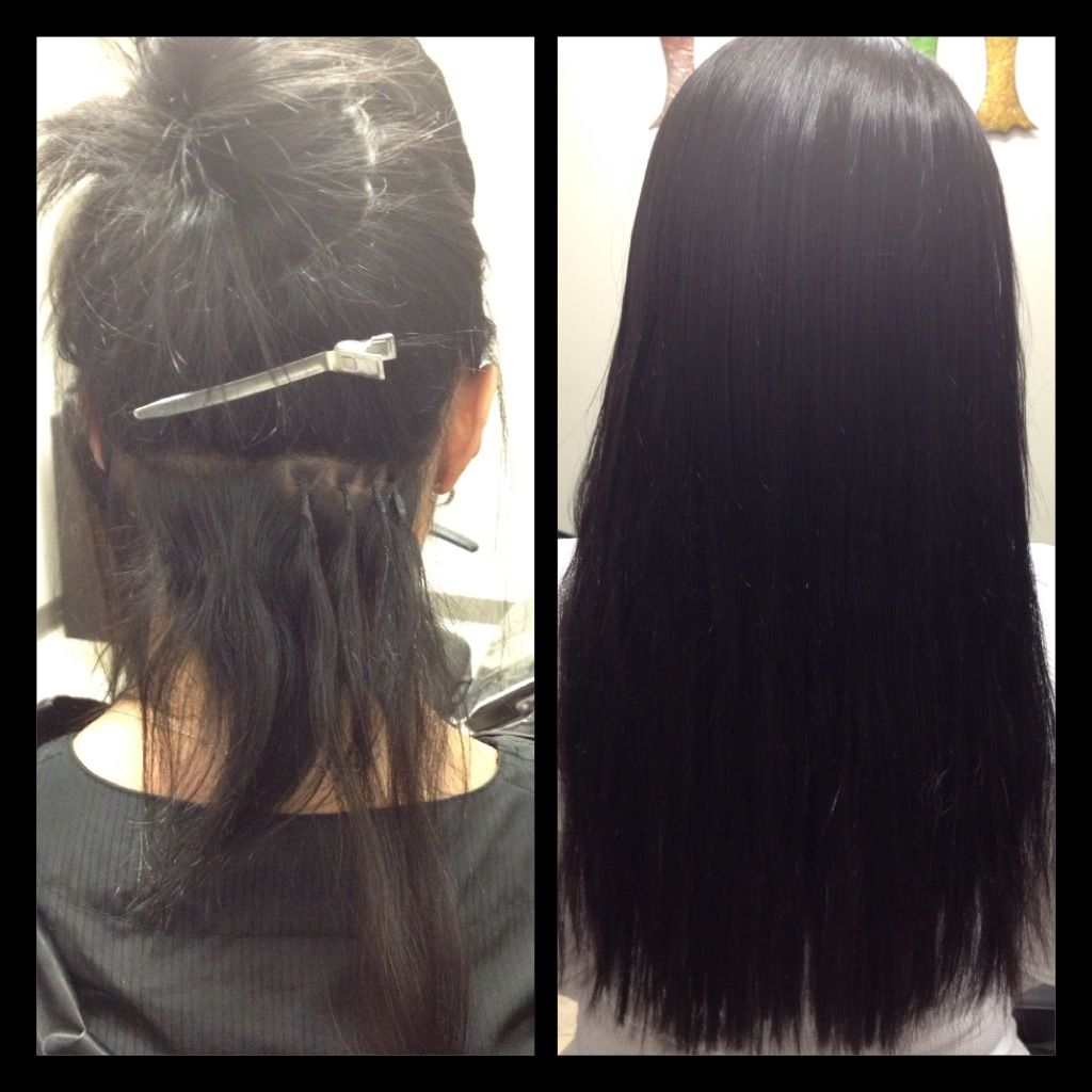Socap Hair Extensions Before And After Glamouryou Beauty