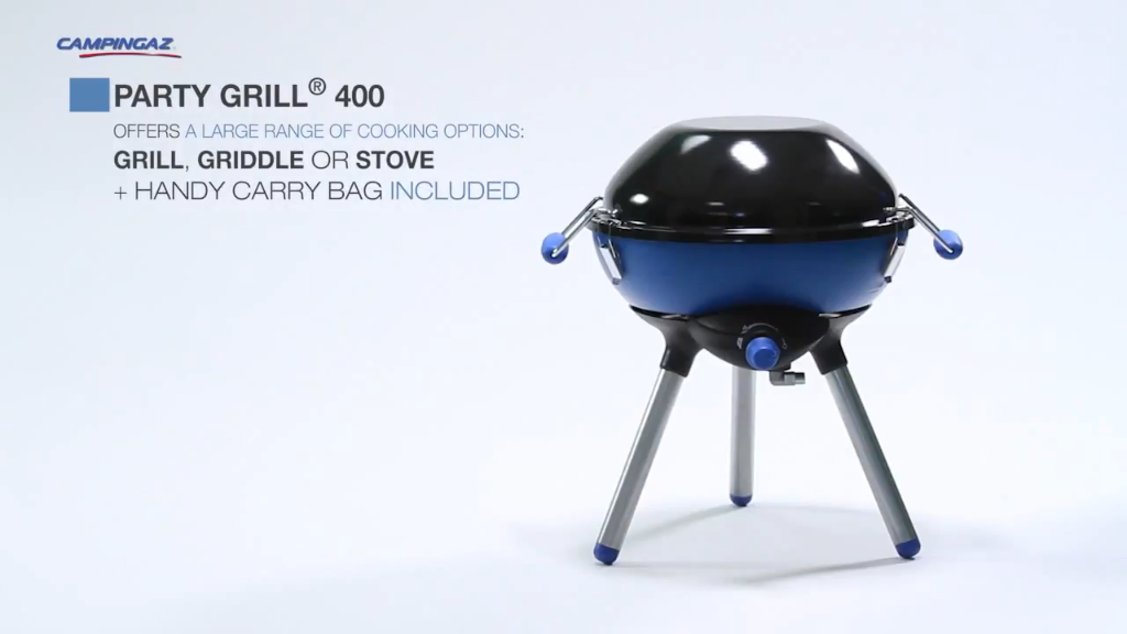 Campingaz Party Grill 400 Stove Video Video Portable Stove Stove Grilling