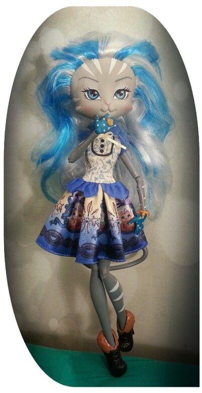Lanard Catwalk Kitties hybrid doll ♡ Dolls, Kitty