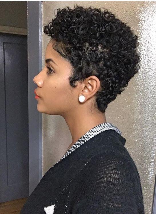 Pin Em Short Hair