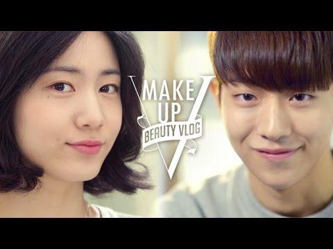 [남주혁과 효영의 뷰티블로그] 보정어플 필요 없는 블러 메이크업 -[Beauty Vlog ] Blur make-up : No ne...