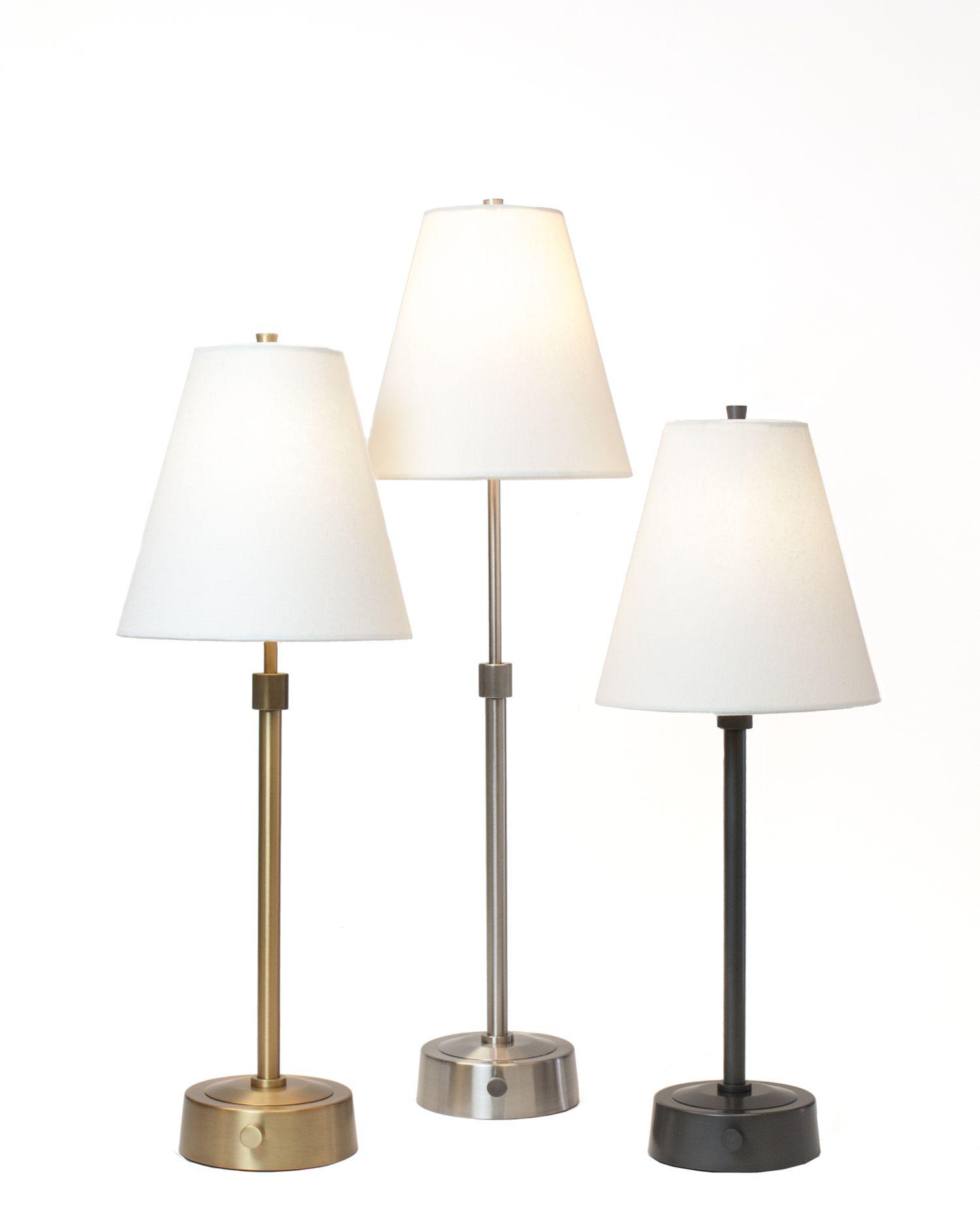 Telescopic Mini Cordless Buffet Lamps Cordless Table Lamps Cordless Lamps Lamp