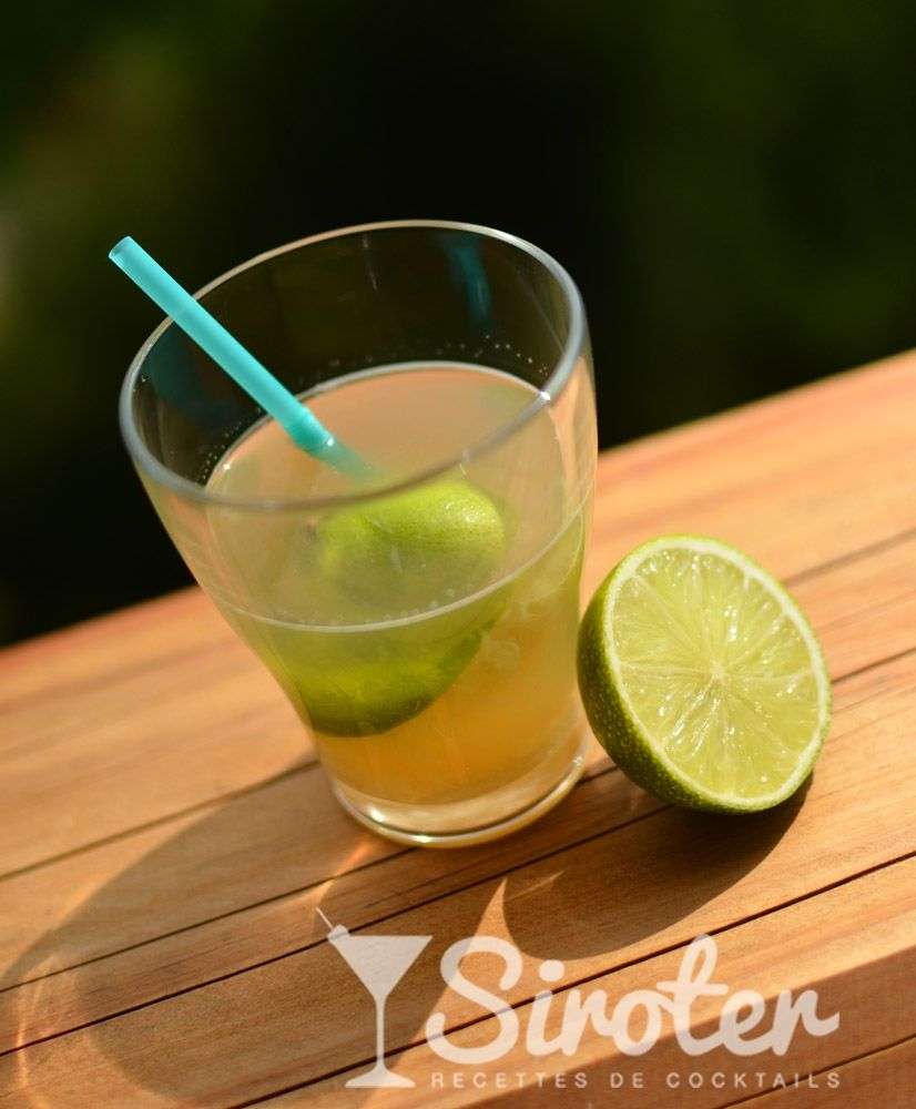 Photo cocktail TI PUNCH