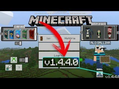 Nueva Actualizacion De Minecraft Pe Oficial Apk Sin Licencia - Minecraft pe server erstellen free