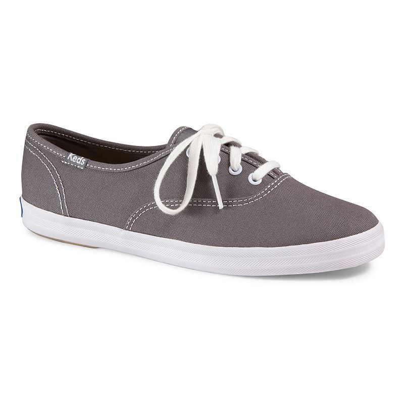 dbb3a02c06708 Keds Champion Women's Oxford Shoes, Size: 9.5 Wide, Dark Grey ...
